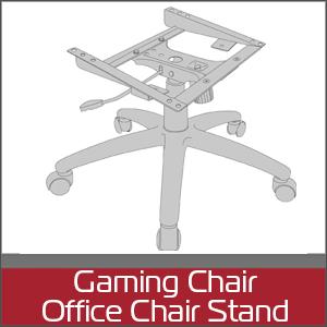 N SPORT ゲーミングチェア/オフィスチェア スタンド