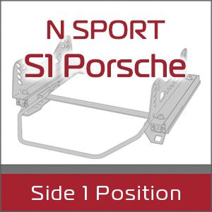 N SPORT S1 Porsche シートレール
